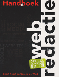 Cover Handboek Webredactie 2013