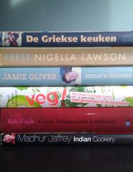 Favoriete kookboeken
