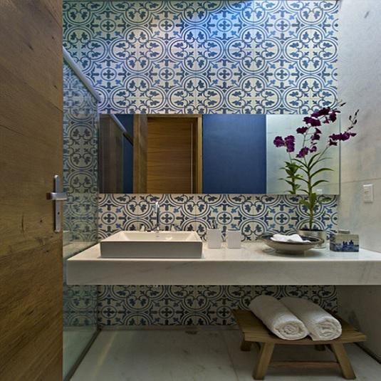 Marokkaanse Wandtegels Keuken : Sfeervolle wandtegels – Verrassend Genoeg