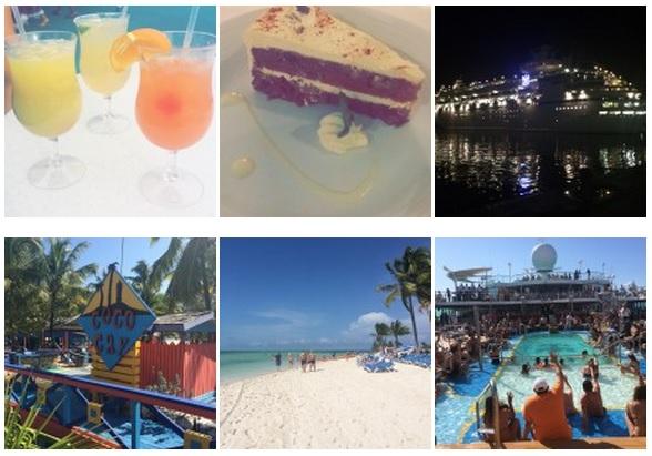 cruise naar de bahamas