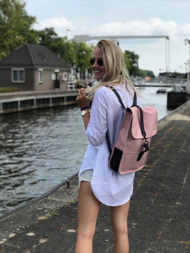 rains backpack van duifhuizen tassen en koffers