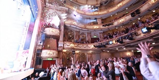 Mamma Mia Novello Theatre