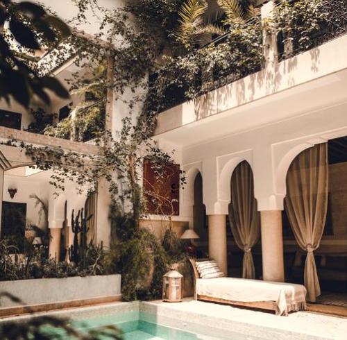 mooie riads marrakesh